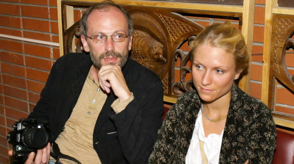 Катя гордон и ее бывший муж гордон