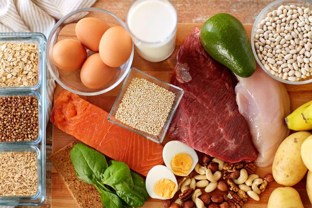 Гемоглобин 70 питание