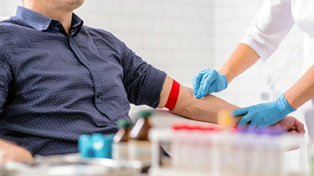 питание донора перед сдачей крови