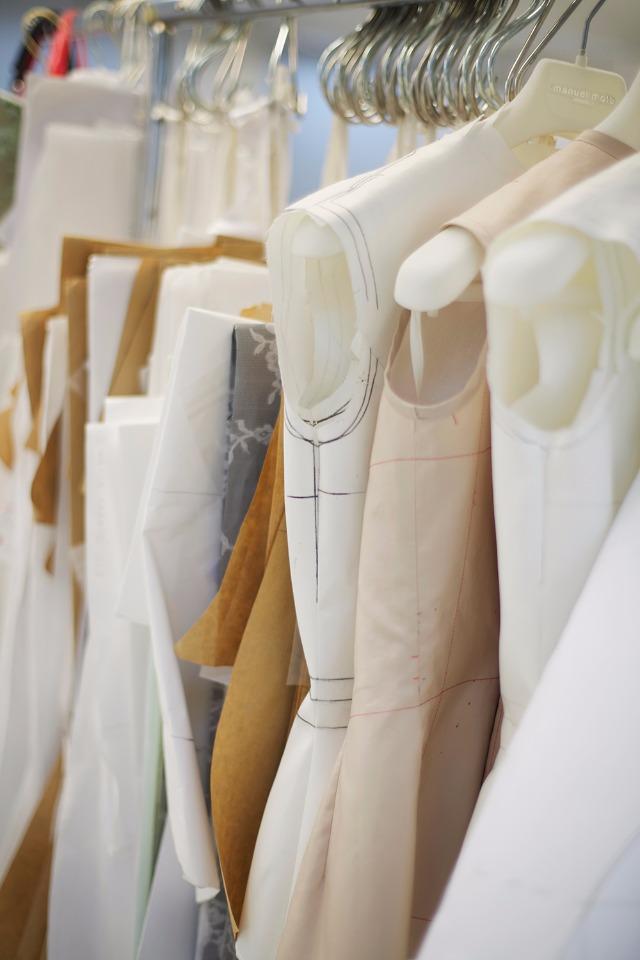 Заготовки для платьев