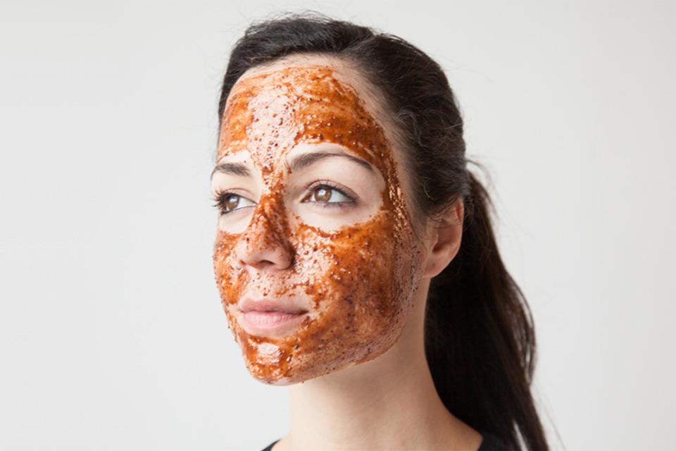 маска из корицы для лица