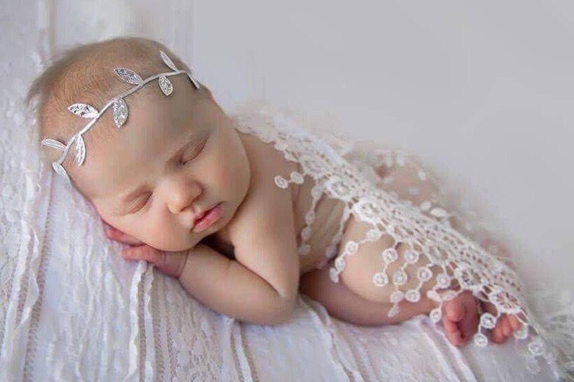 Спящая малышка