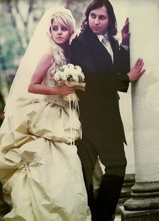 Свадебная фотография Анжелики и Александра
