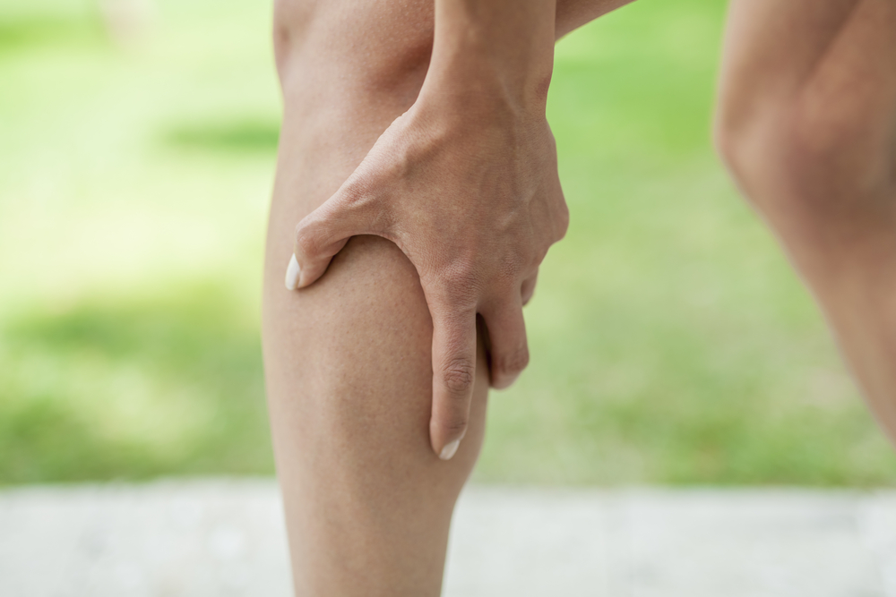 болит икра левой ноги причины лечение