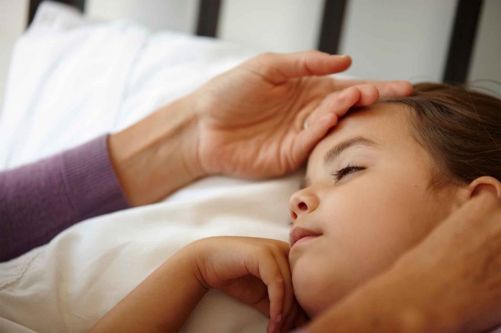 бронхит у ребенка без температуры, Комаровский