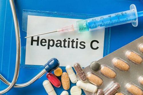 Препараты при лечение гепатита