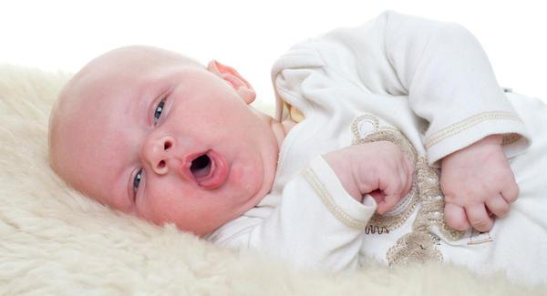 Кашель у ребенка 8 месяцев