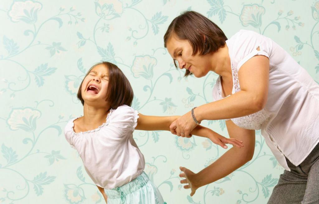 К чему снится бить своего ребенка?