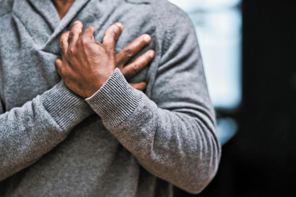 Фиброз перегородки сердца