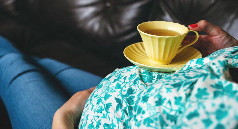 как лечить горло на 38 неделе беременности