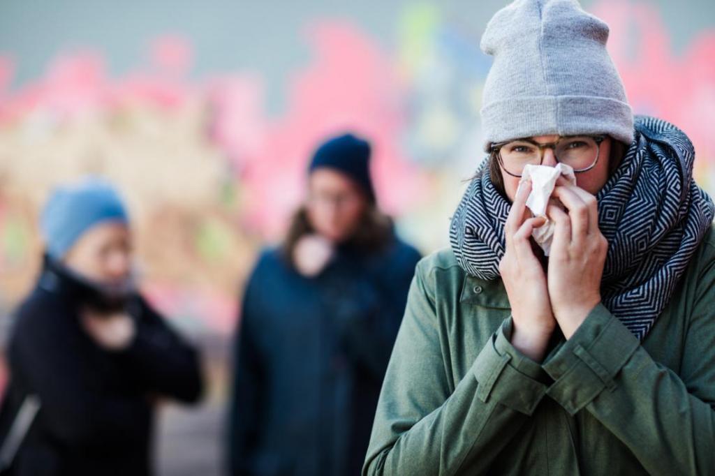 можно ли гулять при пневмонии взрослым людям