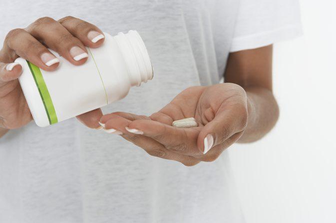 таблетки с магнием