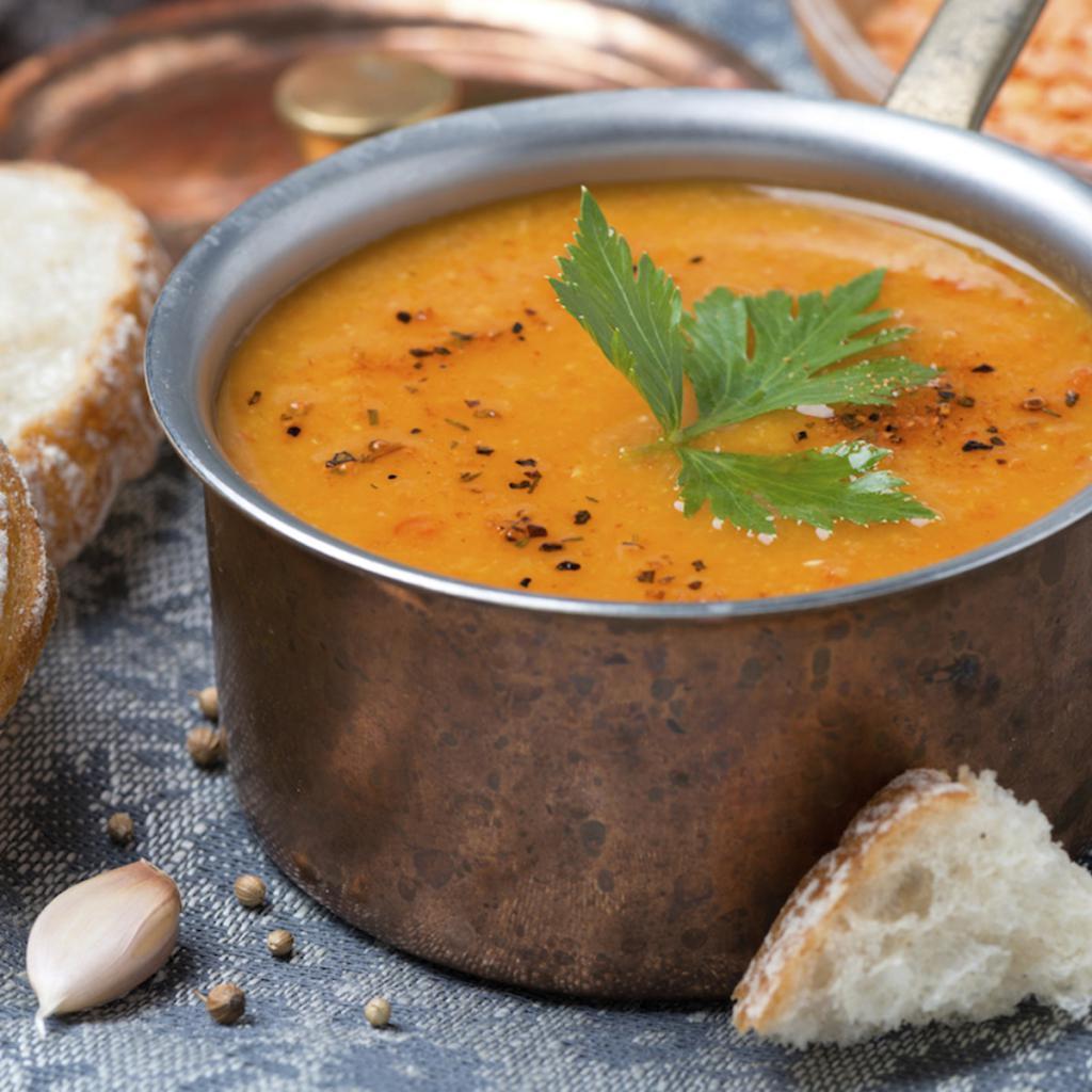 томатный сельдереевый суп для похудения