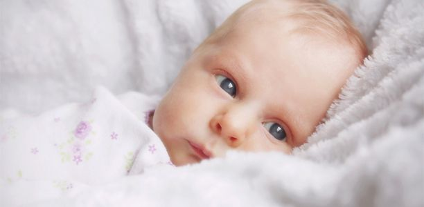 ребенку месяц