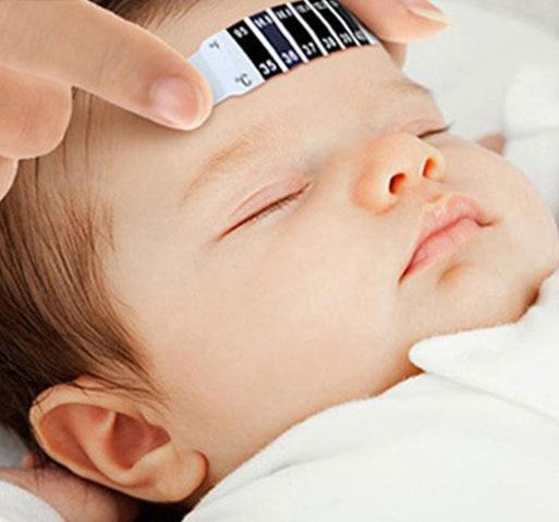 горячая голова у ребенка без температуры