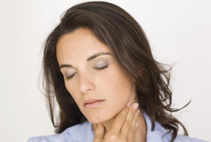 сильно болит горло больно глотать и разговаривать