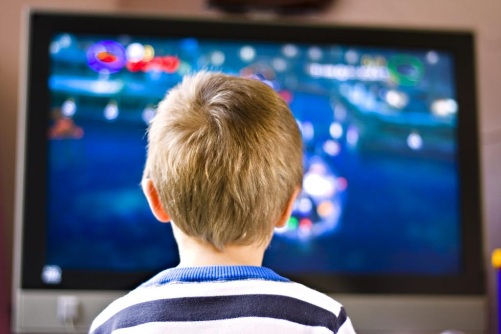 ограничение времени просмотра телевизора