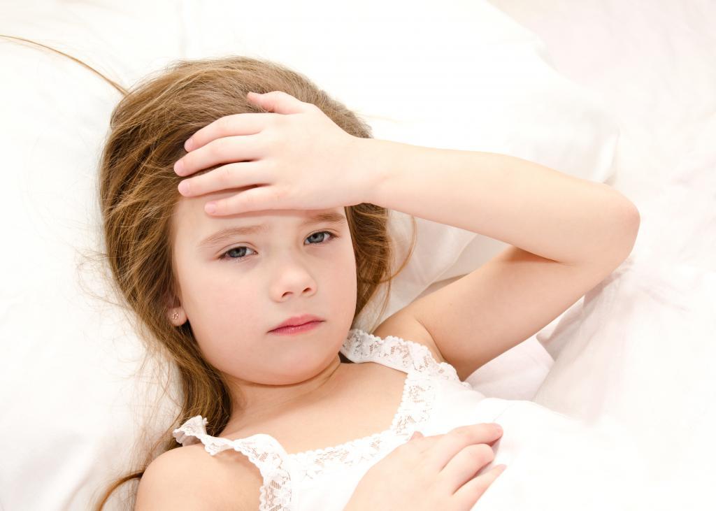 простуда - причина болей