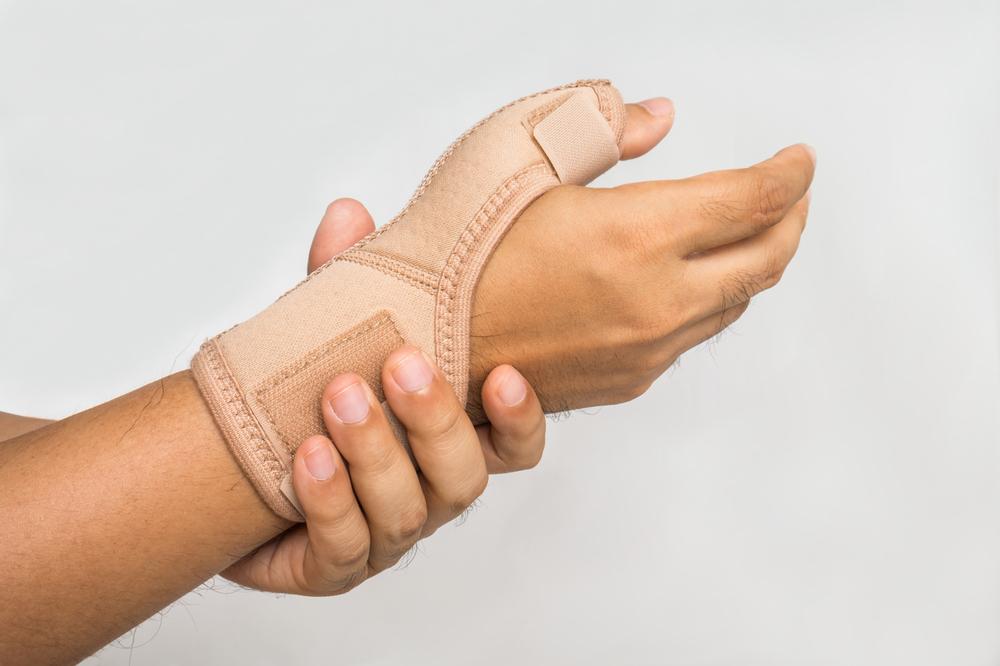 защемление лучевого нерва в руке