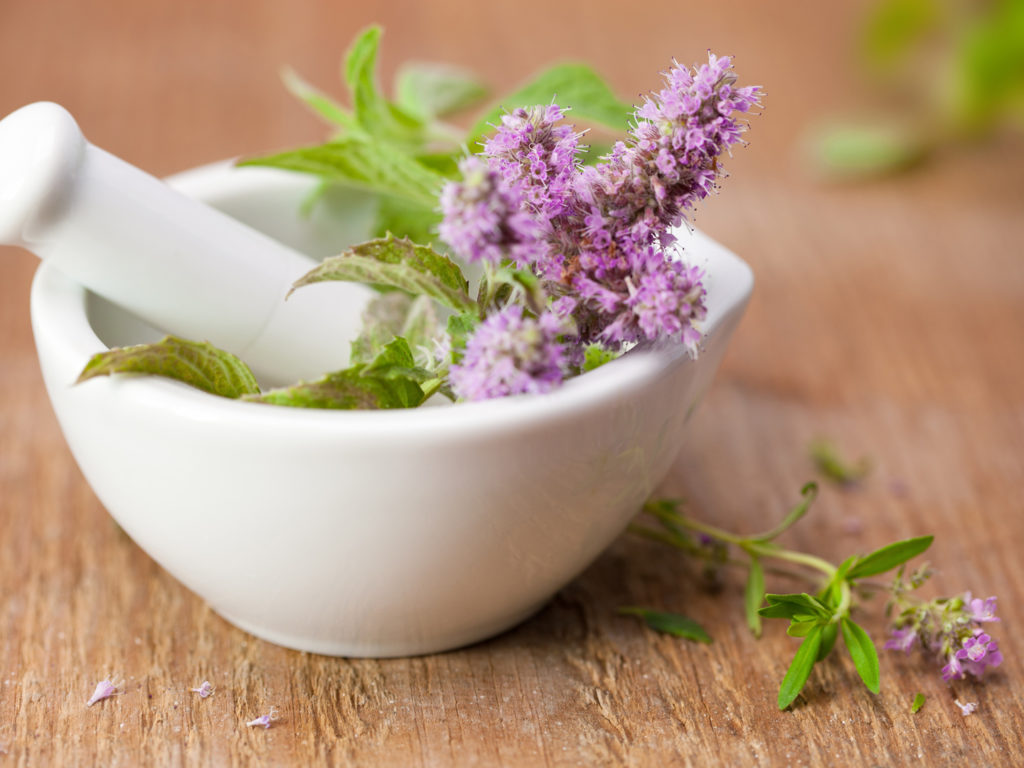 Лечение аллергии народными средствами
