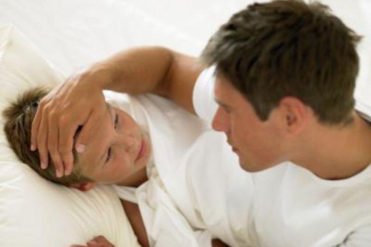 Симптомы ВИЧ у детей
