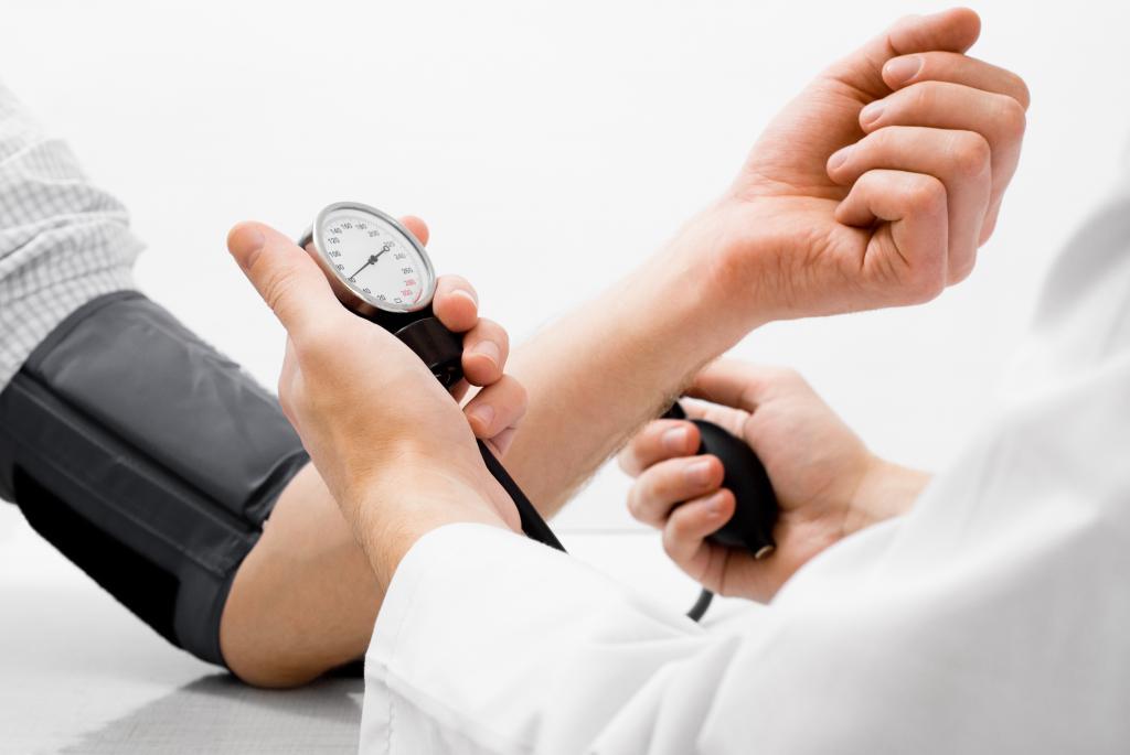 Контроль давления во время лечения