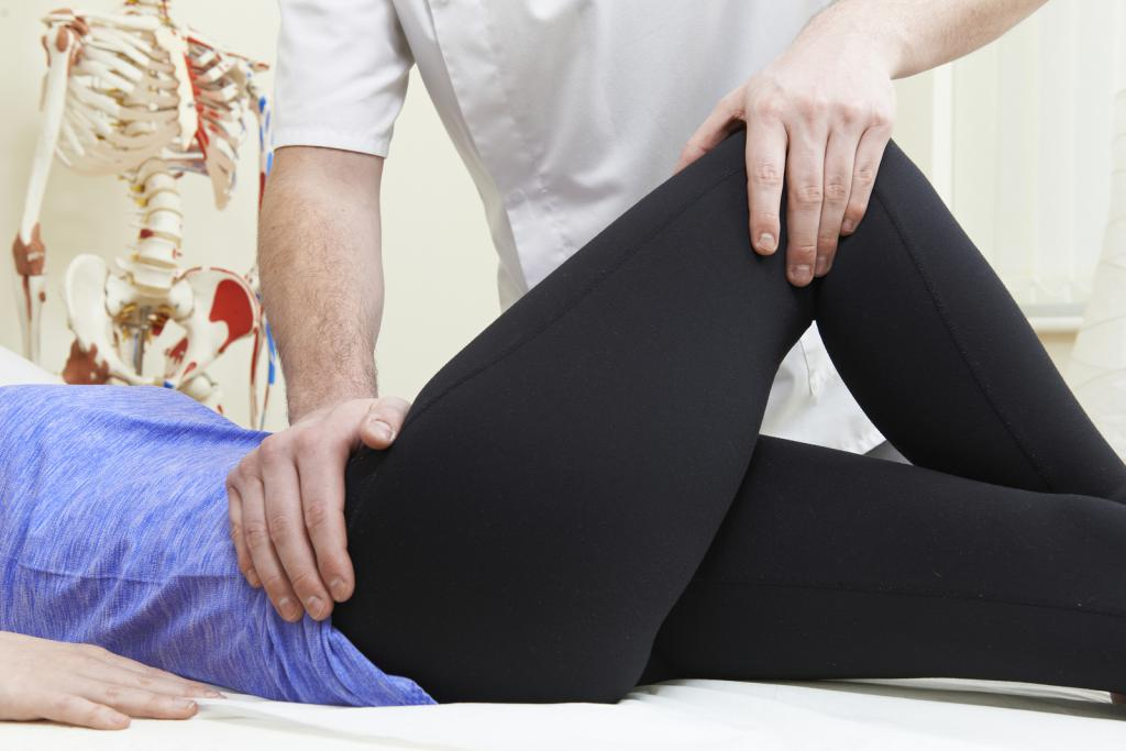 Диагностика тазобедренного сустава
