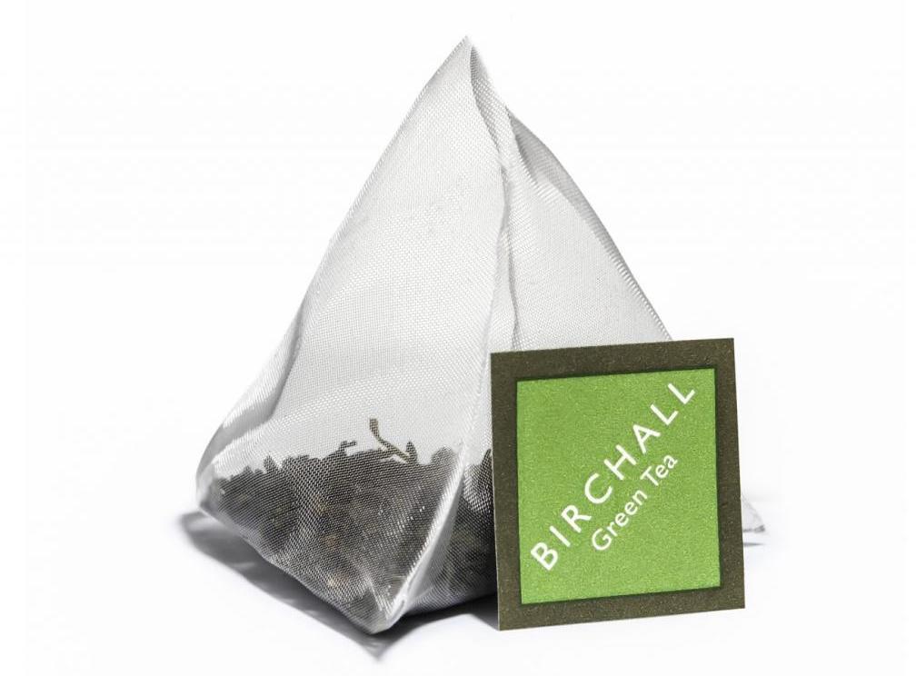 лучший зеленый чай в пакетиках