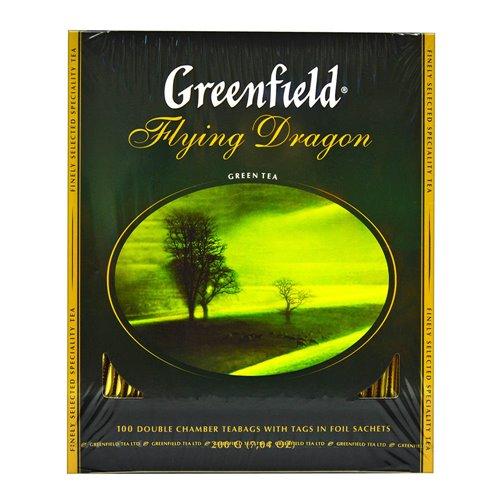 зеленый чай гринфилд в пакетиках польза