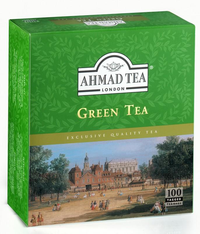 плюсы зеленого чая в пакетиках