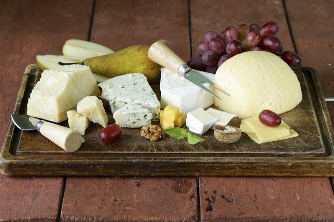 виды домашнего сыра