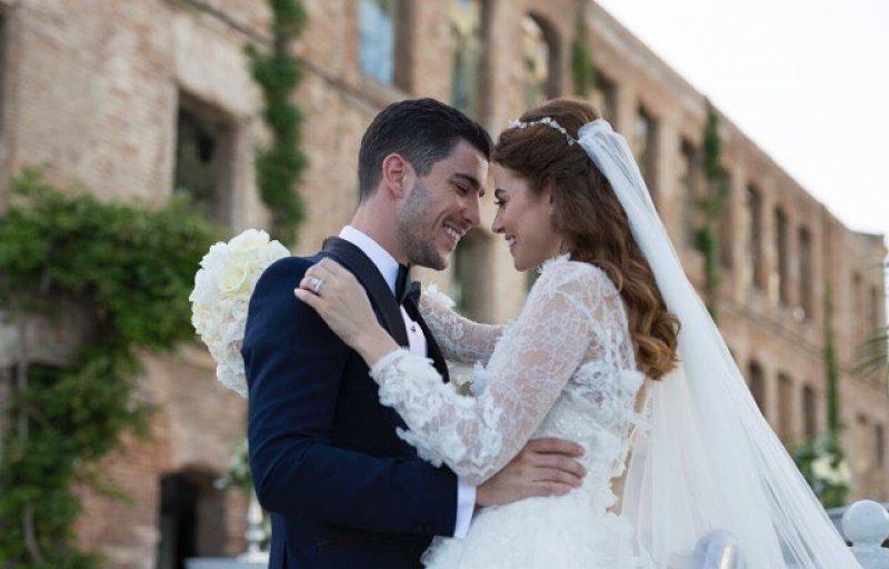 Свадьба Эзги Эюбоглу