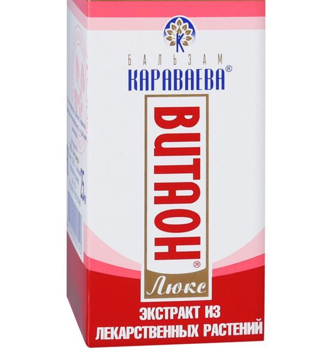 применение бальзама витанон