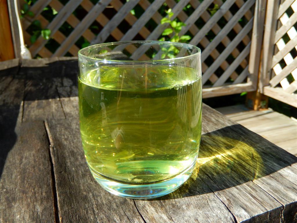 чай из артишока полезные свойства