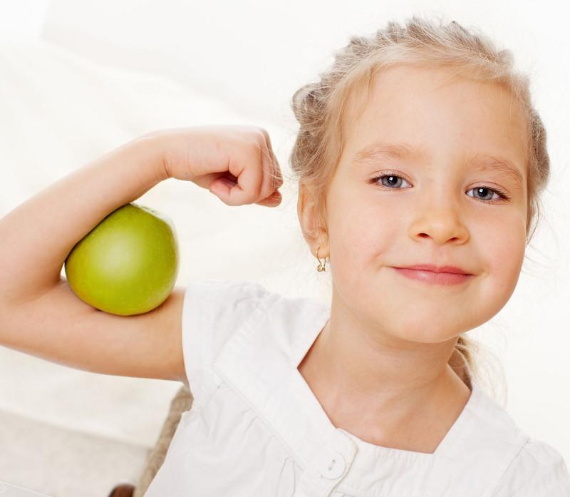 Здоровое питание - залог здоровья!