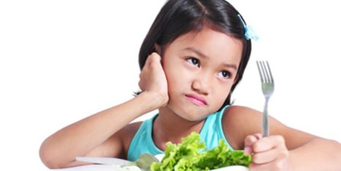 Когда ребенок не хочет кушать