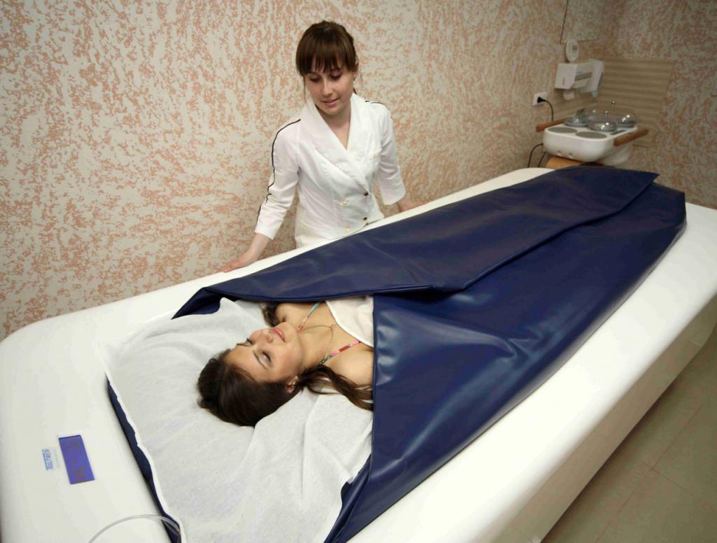 проведение озокеритотерапии