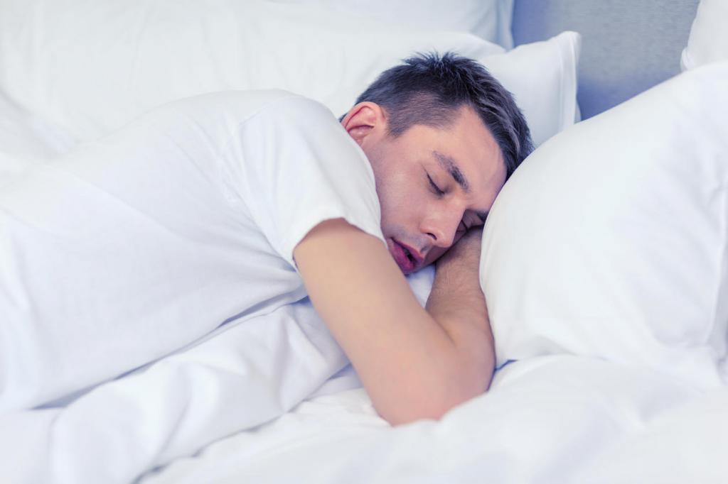 мужчине снится, что кто-то зовет его по имени
