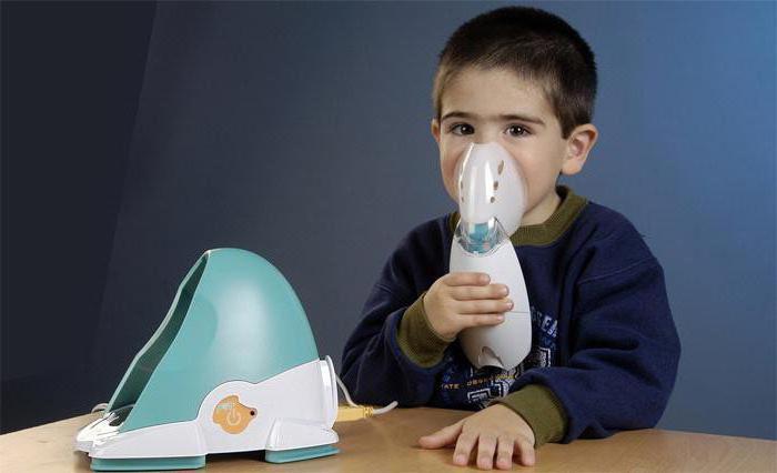 Какие ингаляции можно делать при сухом кашле у ребенка в домашних условиях