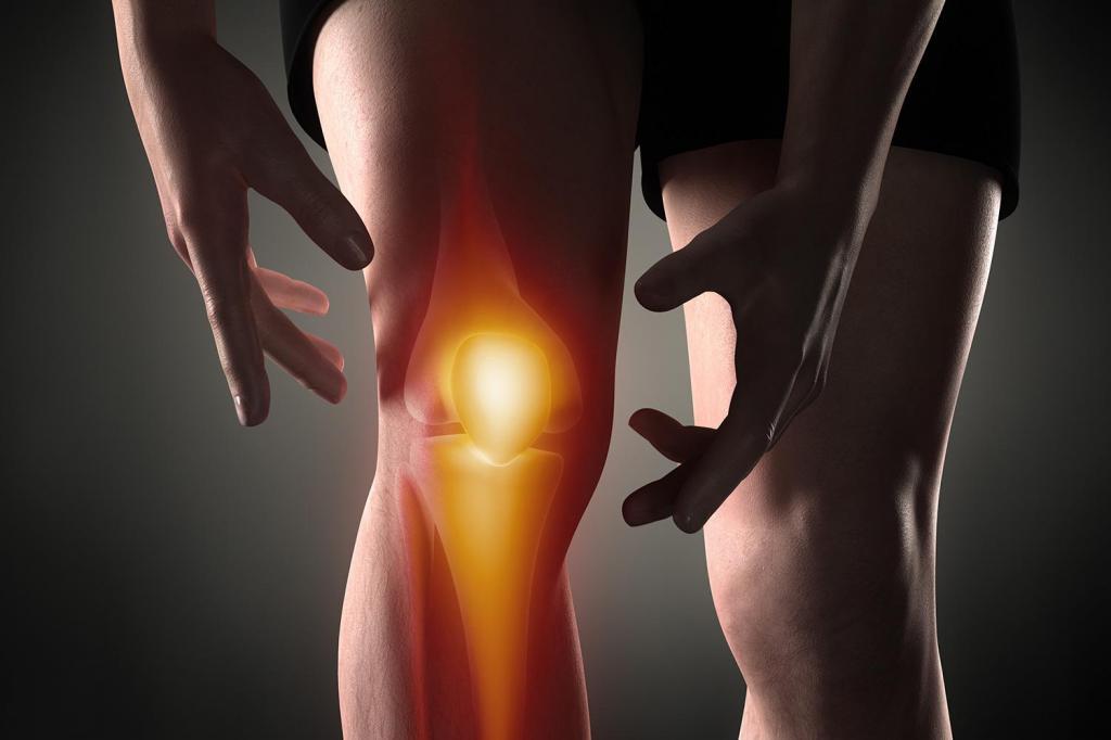 болят ноги под коленями сзади чем лечить