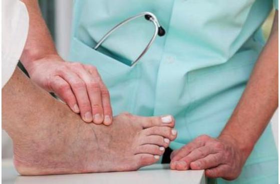 шелушится трескается кожа пальцев ног