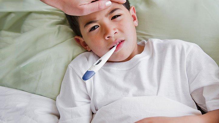 рвотные позывы без рвоты у ребенка