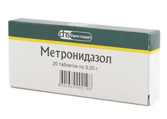 Метронидазол лечение трихомониаза