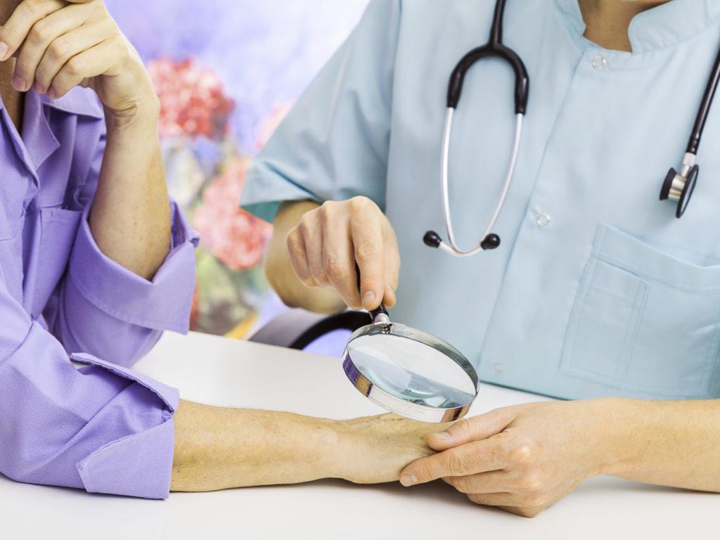 Диагностика дерматита при беременности
