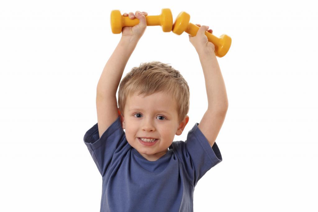 Тренировки служат для пользы дела и тела