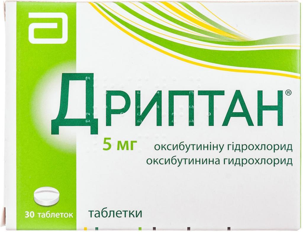 Препарат Дриптан