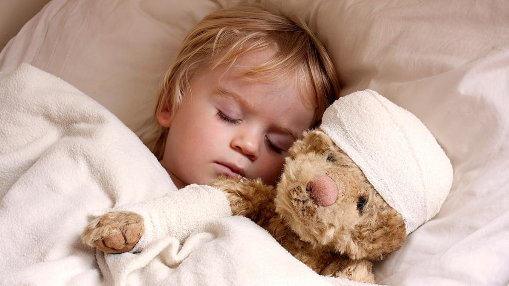 Учащенное сердцебиение у ребенка при температуре