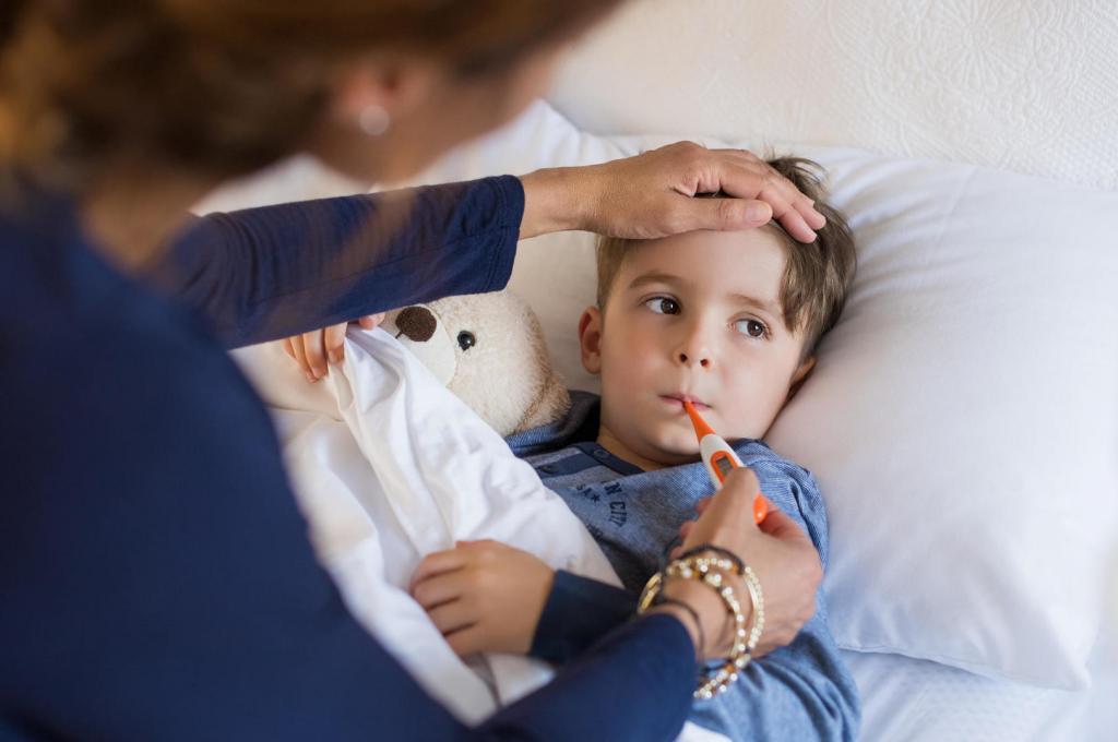 Учащенное сердцебиение у детей