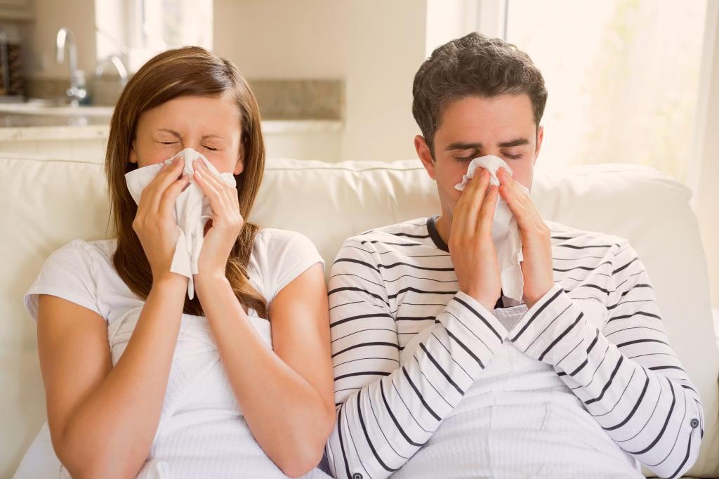 Почему нет температуры когда болеешь орви