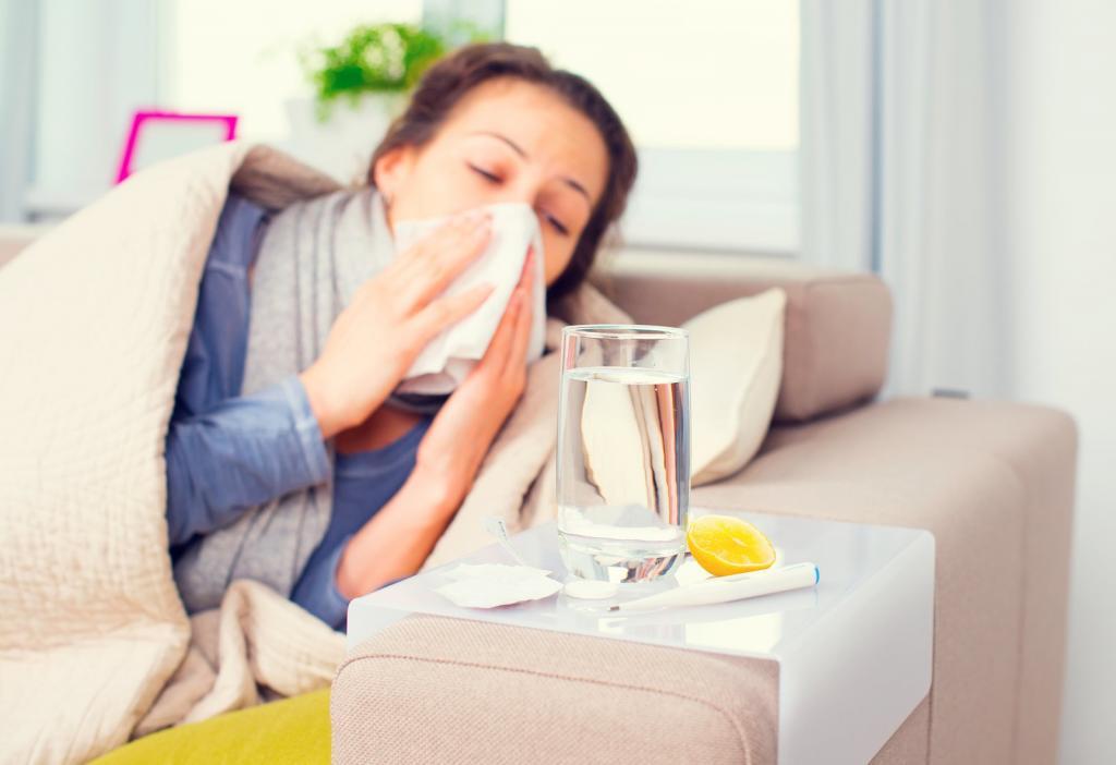 Почему человек болеет без температуры